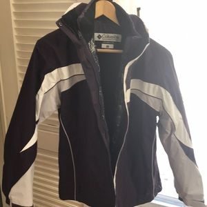 Columbus Interchange ski jacket. Medium